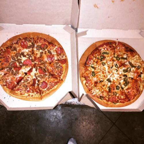 Pizza hut frayser