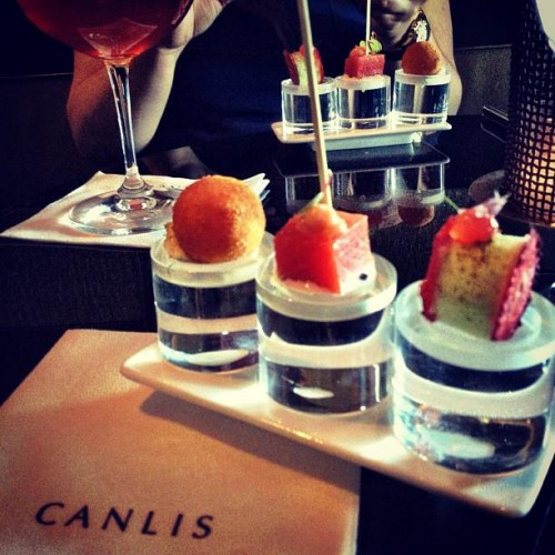 The Canlis Restaurant in Seattle