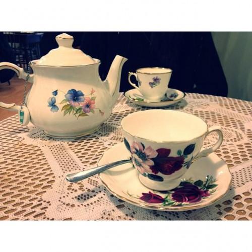 Tea Room Georgetown Ontario
