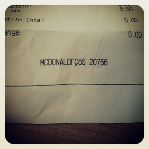 McDonald's in Hemlock, MI