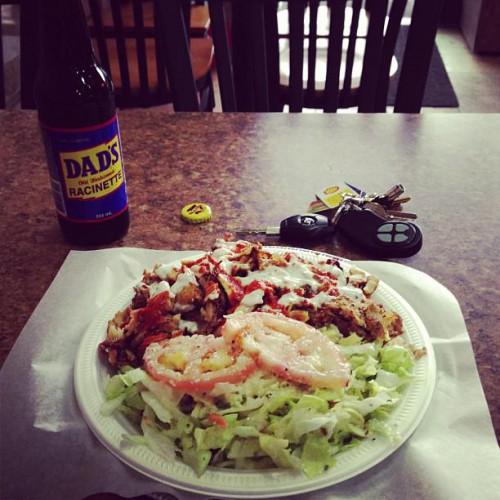 Mac Falafel in Vancouver, BC