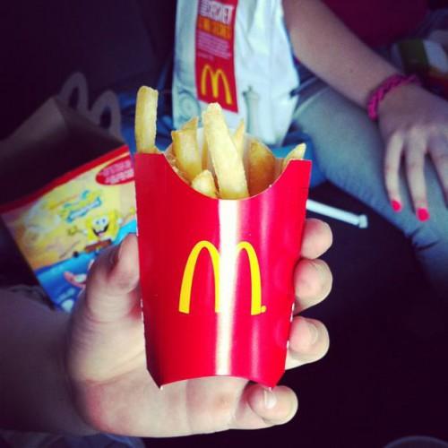 McDonald's in Saint Johns, MI