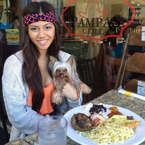 Pampas Grill in Culver City, CA