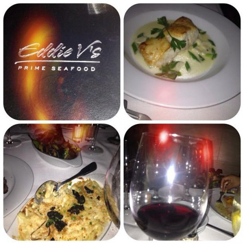 Eddie V's Prime Seafood in Houston, TX