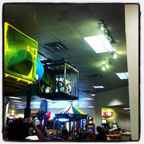 chuck e cheese nashville