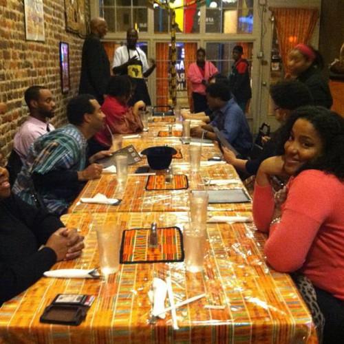 West African Restaurants In Maryland
