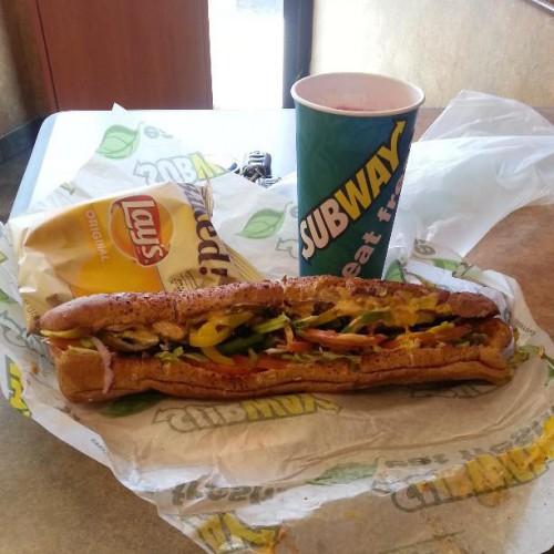 Subway Sandwiches in Dorchester, MA