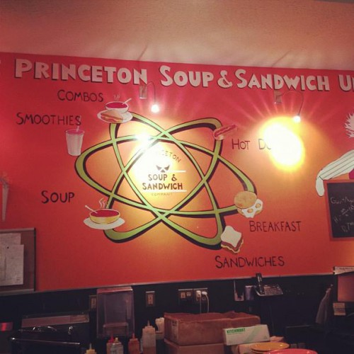 Original Soup Man in Princeton, NJ
