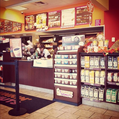 Dunkin' Donuts in Leominster, MA