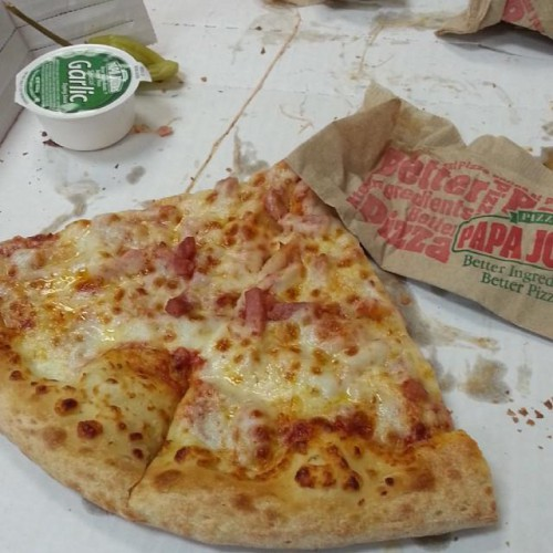 Papa John's Pizza in Perth, ND