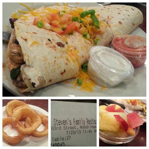 Stevens Restaurant in Woodridge, IL
