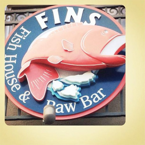 Fins Fish House in Rehoboth Beach