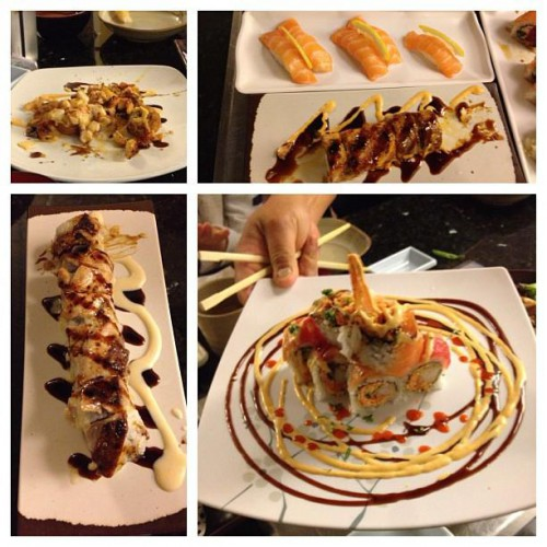 J Sushi and Grill in Corona
