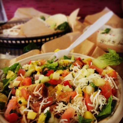 Qdoba Mexican Grill in Englewood, CO