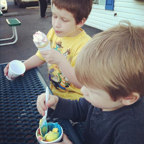 Big Dipper Ice Cream Parlor in Hagerstown