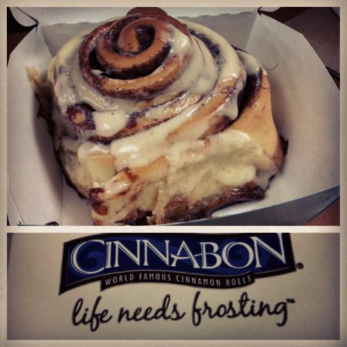 Cinnabon World Famous Cinnamon Rolls In Seattle Wa 471 Northgate Mall