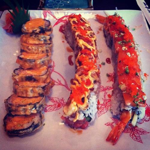 Hayashi Sushi Restaurant in Jacksonville, FL