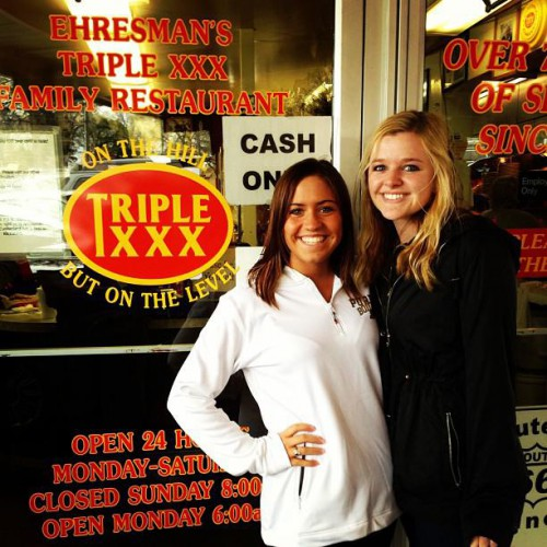 Triple xxx family restaurant victoria secret models
