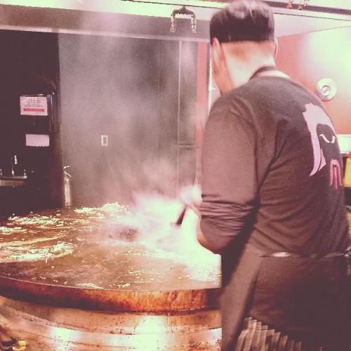 Huhot Mongolian Grill in Cedar Falls, IA