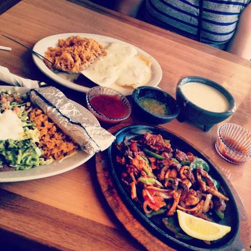 Los Potros Mexican Restaurant In Blackwell Ok 4501 West