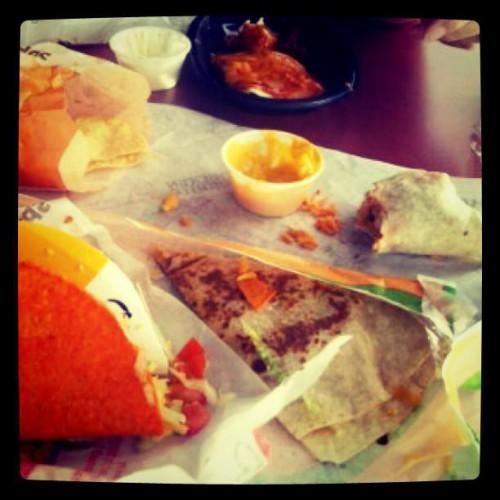 Taco Bell in Jackson, MI