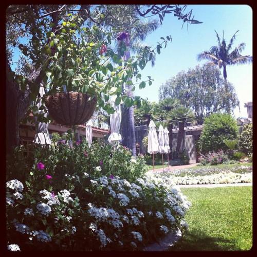 Cafe Jardin in Corona Del Mar, CA