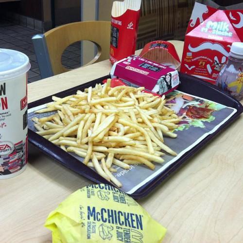 Coeur D Alene Chicken Fast Food