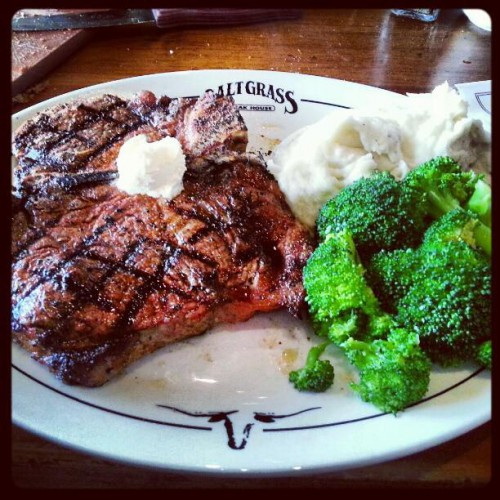 Saltgrass Steakhouse in Mckinney, TX