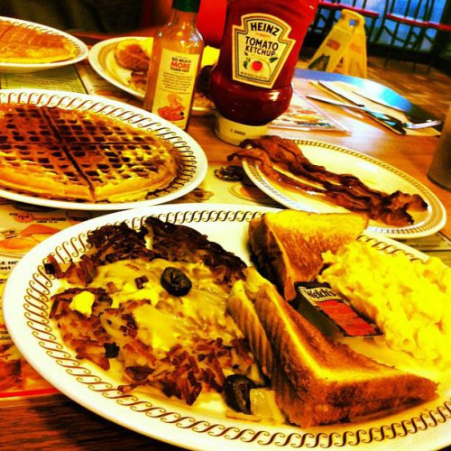 Waffle House in Diamondhead, MS