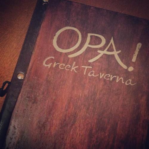 Opa! Greek Taverna in Rowlett, TX