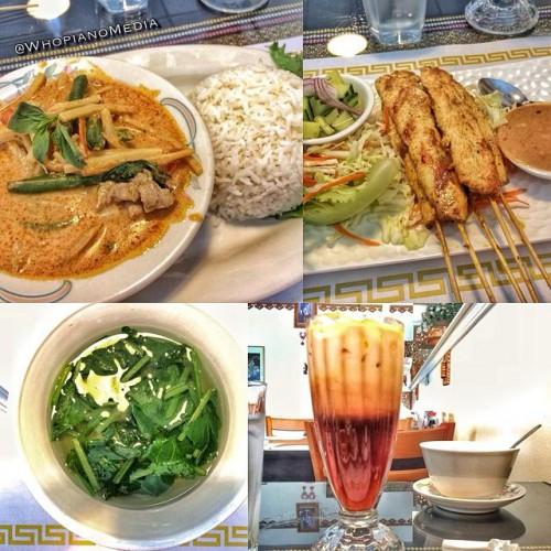 won thai cuisine hercules ca
