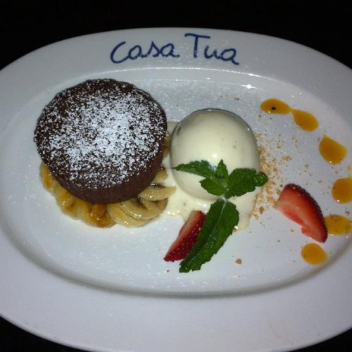 Casa TUA Restaurant in Miami Beach