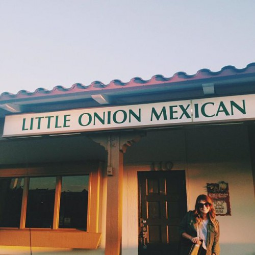 Little Onion Mexican Restaurant In Santa Ana Ca 110 West