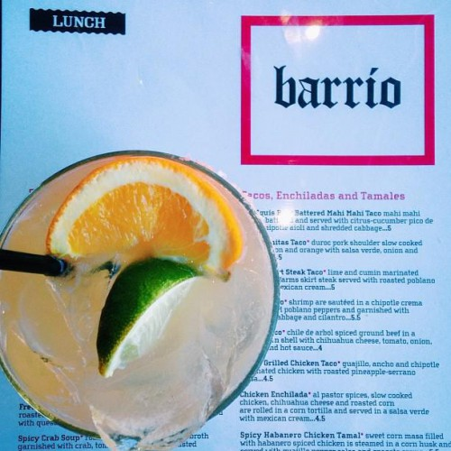 Barrio Tequila Bar in Saint Paul, MN