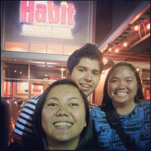 The Habit Burger Grill in Whittier, CA