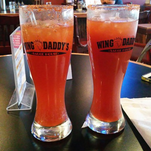 Wing Daddy S Sauce House In El Paso Tx 1201 Airway Blvd