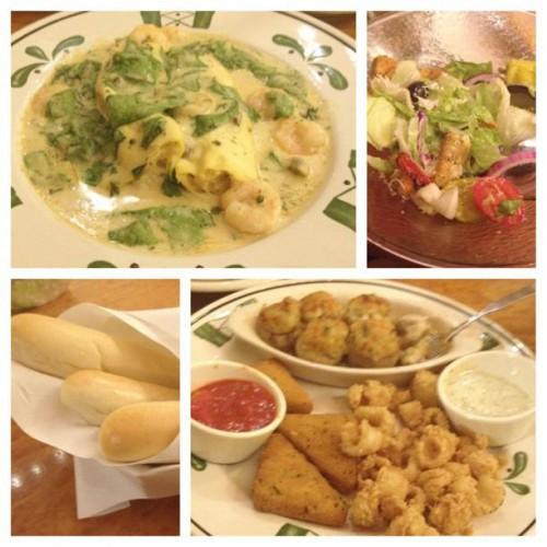 Olive Garden Italian Restaurant In Bowie Md 4101 Town