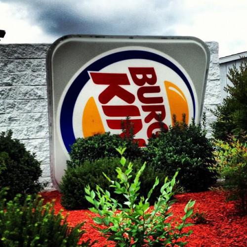 Burger King in Elkton, VA