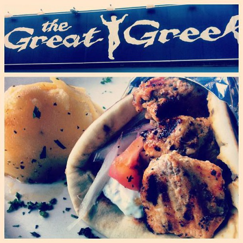 The Great Greek Restaurant in Sherman Oaks, CA