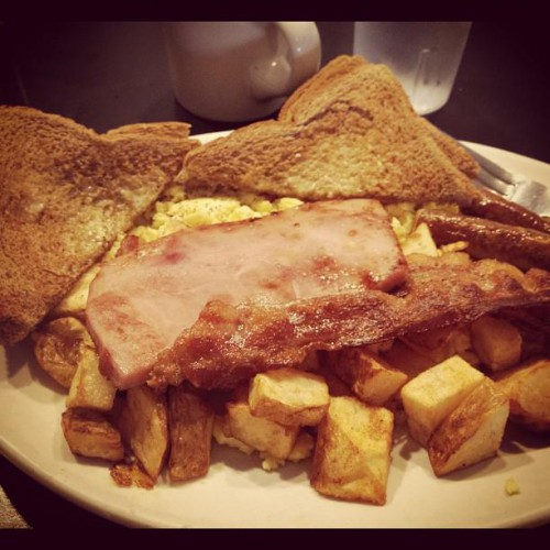 Country View Diner In Tyngsboro, MA