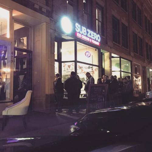 Sub Zero Ice Cream & Yogurt in Indianapolis, IN