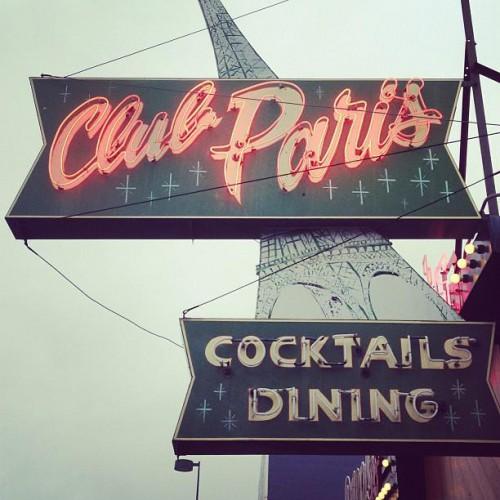 Club Paris in Anchorage, AK