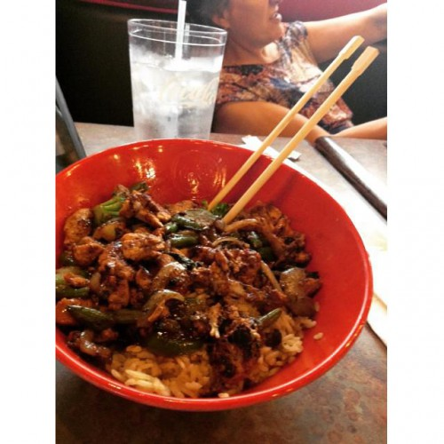 Genghis Grill Build Your Own Stir Fry In Richmond Va 11849 W