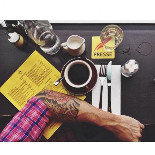 Cafe Presse in Seattle, WA
