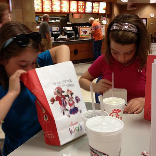 Chick-fil-A in Maryville, TN