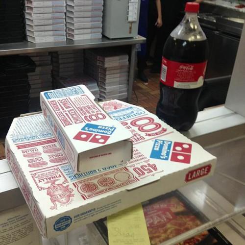 Domino's Pizza in Pasadena, CA