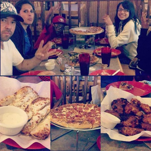 Mountain Mike's Pizza in Salinas, CA