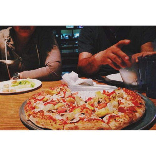 Lamppost Pizza in Fountain Valley, CA