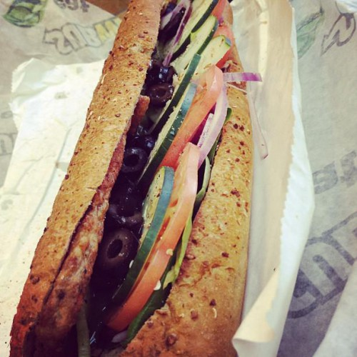 Subway Sandwiches in Weston, FL