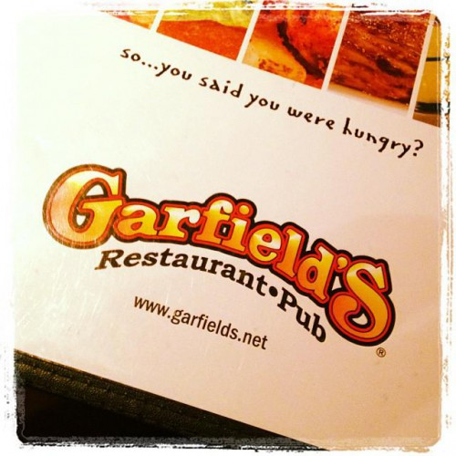 Garfields Restaurant & Pub in Pine Bluff, AR